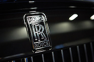 David Ginola at Rolls-Royce for Turbo