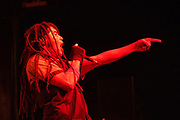 Nonpoint concert at Tempe Musicfest
