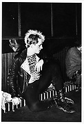 Male Punk, London c1980