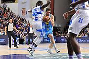 DESCRIZIONE : Campionato 2014/15 Dinamo Banco di Sardegna Sassari - Vanoli Cremona<br /> GIOCATORE : Fabio Mian<br /> CATEGORIA : Palleggio Penetrazione<br /> SQUADRA : Vanoli Cremona<br /> EVENTO : LegaBasket Serie A Beko 2014/2015<br /> GARA : Banco di Sardegna Sassari - Vanoli Cremona<br /> DATA : 10/01/2015<br /> SPORT : Pallacanestro <br /> AUTORE : Agenzia Ciamillo-Castoria / Claudio Atzori<br /> Galleria : LegaBasket Serie A Beko 2014/2015<br /> Fotonotizia : DESCRIZIONE : Campionato 2014/15 Dinamo Banco di Sardegna Sassari - Vanoli Cremona<br /> <br /> Predefinita :
