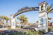 Lantern District Dana Point Gateway Arch