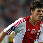 NLD/Amsterdam/20060928 - Voetbal, Uefa Cup voorronde 2006, Ajax - IK Start, Klaas Jan Huntelaar