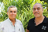 French Polynesia Tahiti Portraits Georges Totti & Pascal Erhel