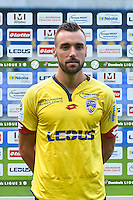 Florin Berenguer Bohrer of Sochaux during the FC Sochaux photocall for the season 2016/2017 in Sochaux on September 20th 2016<br /> Photo : Philippe Le Brech / Icon Sport