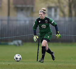 Bristol Academy's Alice Evans - Photo mandatory by-line: Paul Knight/JMP - Mobile: 07966 386802 - 01/03/2015 - SPORT - Football - Bristol - Stoke Gifford Stadium - Bristol Academy Women v Aston Villa Ladies - Pre-season friendly