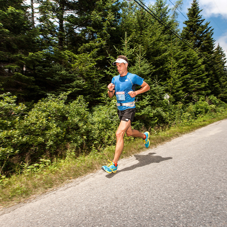 Great Cranberry Island Ultra 50K road race: Lee