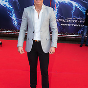 NLD/Amsterdam/20140422 - Premiere The Amazing Spiderman 2, Dre Hazes