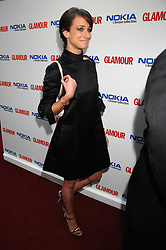 LEAH WOOD at the Glamour magazine Women of the Year Awards held in the Berkeley Square Gardens, London W1 on 5th June 2007.<br /><br />NON EXCLUSIVE - WORLD RIGHTS
