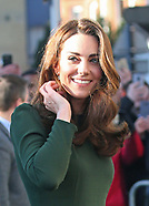 Kate Middleton Visits Family Action, Lewisham