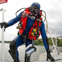 2012/07 Plongeurs en Gendarmerie Nautique