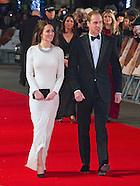 "KATE & Prince William Attend ""Mandela Premiere"" 2"