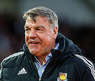 Sam Allardyce Manager of West Ham United before the Capital One Cup match at the Boleyn Ground, London<br /> Picture by David Horn/Focus Images Ltd +44 7545 970036<br /> 26/08/2014