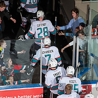 031116 Kamloops Blazers at Kelowna Rockets