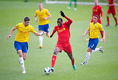 130114 Liverpool U21 v Southampton