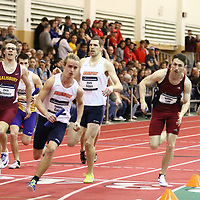 2016 NCAA Division III Indoor Track and Field championships at Bear Athletic Center on 03-11-2016.