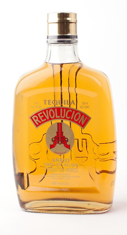 Revolucion Anejo -- Image originally appeared in the Tequila Matchmaker: http://tequilamatchmaker.com