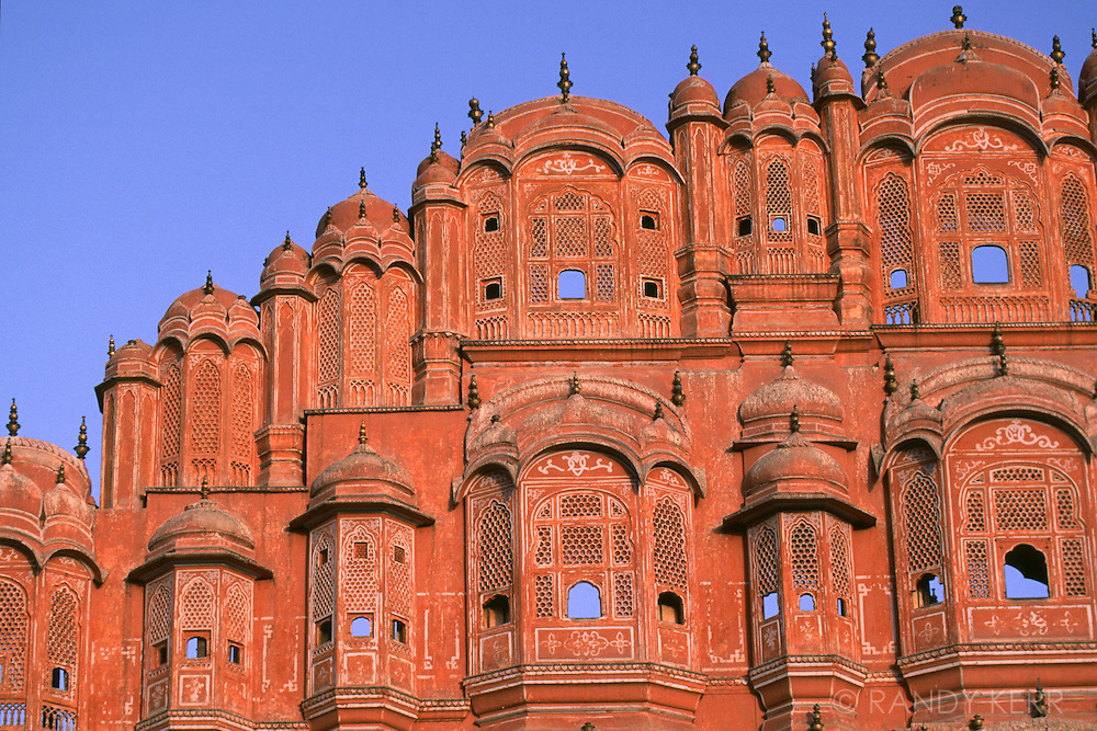 Jaipur's Pink Palace