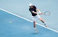 Andy Murray during the final of the Erste Bank Open at Wiener Stadthalle, Vienna, Austria.<br /> Picture by EXPA Pictures/Focus Images Ltd 07814482222<br /> 30/10/2016<br /> *** UK &amp; IRELAND ONLY ***<br /> EXPA-PUC-161030-0293.jpg