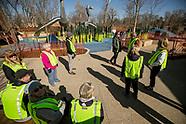 First Playground Visit by Carnegie
