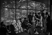 Opening of The Shed, Hudson Yards,  New York. 3 April 2019