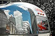 Spinningfields reflections, Manchester
