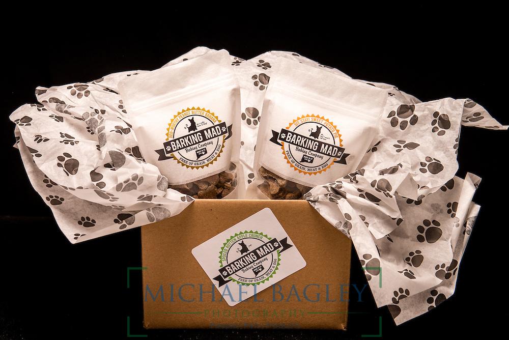 Barking Mad Baking Company Shipping Display
