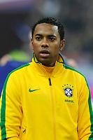 FOOTBALL - FRIENDLY GAME 2010/2011 - FRANCE v BRAZIL - 9/02/2011 - PHOTO JEAN MARIE HERVIO / DPPI - ROBINHO (BRA)