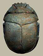 Egyptian amulet (Scarab beetle)