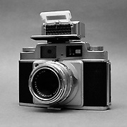 Agfa Ambi silette with Kodalux L meter