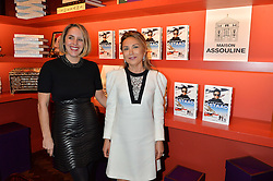 ***UK_MAGAZINES_OUT***<br /> LONDON, ENGLAND 30 NOVEMBER 2016: <br /> Left to right, Mandolyna Theodoracopulos, Homera Sahni at the launch of In The Spirit of Gstaad at Maison Assouline, Piccadilly, London hosted by Mandolyna Theodoracopulos and Homera Sahni England. 30 November 2016.