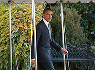 President Barack Obama departs the White House for a trip to South East Asia on November 17, 2012.  Iphoto by Dennis Brack...