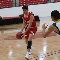 Men's Basketball: Central College (Iowa) Dutch vs. New Jersey City University Gothic Knights