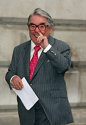 Image ©Licensed to i-Images Picture Agency. 30/06/2014. London, United Kingdom. RONNIE CORBETT<br /> attends a reception for the Best of Britain's Creative Industries at The Foreign Office. Picture by  i-Images
