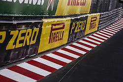 May 23, 2018 - Montecarlo, Monaco - Wall of the chicane turn of Monaco during the Monaco Formula One Grand Prix  at Monaco on 23th of May, 2018 in Montecarlo, Monaco. (Credit Image: © Xavier Bonilla/NurPhoto via ZUMA Press)