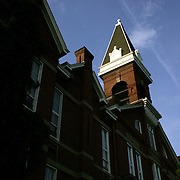 Old Main at Drake University, Des MoInes, Iowa