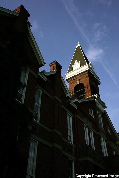 Old Main at Drake University, Des MoInes, Iowa