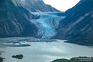 The Davidson Glacier from the Air<br />