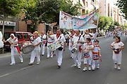 Logron?o (Spain) 20/09/2007 - 51° Fiesta de la Vendimia Riojana 2007 - Corteo de Chamizos