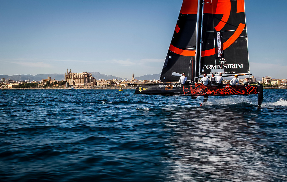 GC32 ARMIN STORM, JULY 2017 ,Palma de Mallorca, Spain. © Jesus Renedo