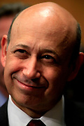 US Senate Hearing of Goldman Sachs Chairman and Chief Executive Officer Lloyd C. Blankfein.