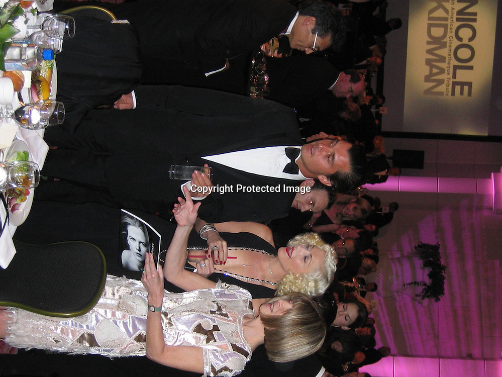 Gavin Rossdale, Gwen Stefani &amp; Anna Wintour<br />