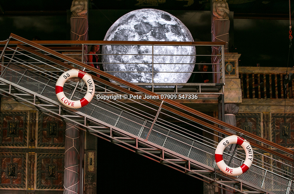 Twelfth Night by William Shakespeare;<br /> Directed by Emma Rice;<br /> The Set;<br /> Shakespeare's Globe;<br /> London, UK;<br /> 23 May 2017.<br />
