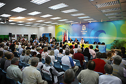 Persconferentie<br />