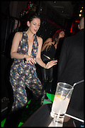 MARIA GRACHVOGEL, Nightclubbing book launch: Richard Young. Rosewood. London, 252 High Holborn, 24 November 2014.