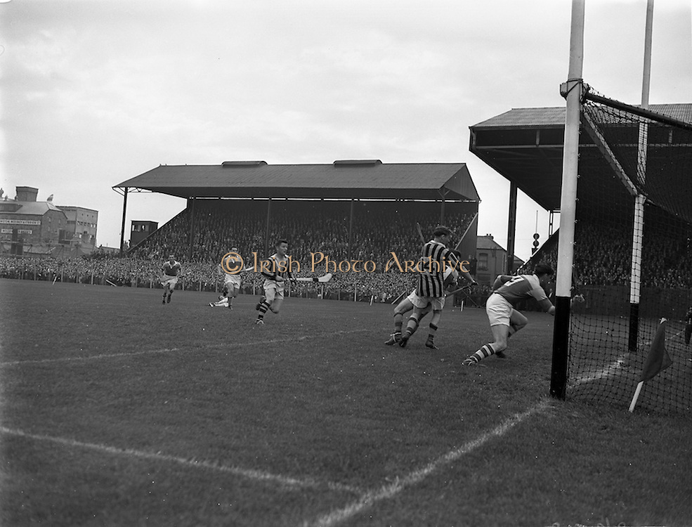 04/08/1957<br /> 08/04/1957<br /> 4 August 1957<br /> Leinster Final: Wexford v Kilkenny at Croke Park, Dublin.