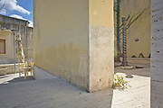 Gibellina: &quot;il Giardino segreto&quot;opera di Francesco Venezia.<br /> Gibellina &quot;The Secret Garden&quot; by Francesco Venezia
