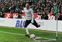 29-01-2011 VOETBAL: WERDER BREMEN - BAYERN MUNCHEN: BREMEN<br /> Arjen Robben (Muenchen #10)<br /> ***NETHERLANDS ONLY***<br /> ©2010- FRH-nph / Frisch