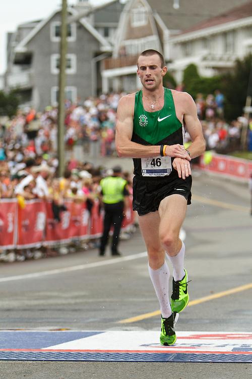 Falmouth Road Race, Chris Solinsky
