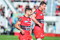 Bakkies BOTHA / Sebastien TILLOUS-BORDE - 05.04.2015 - Toulon / Londres Wasps - 1/4Finale European Champions Cup<br />