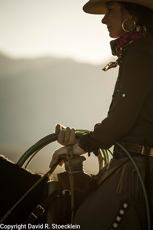 Kari Trexler, Trexler Angus Ranch, Hamilton, Montana